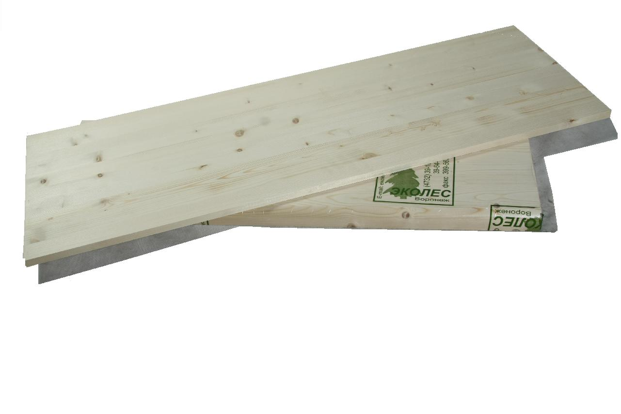 Мебельный щит из дуба - moskvael-wru